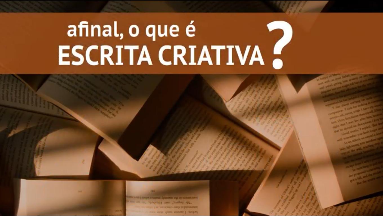 O Que é Escrita Criativa?