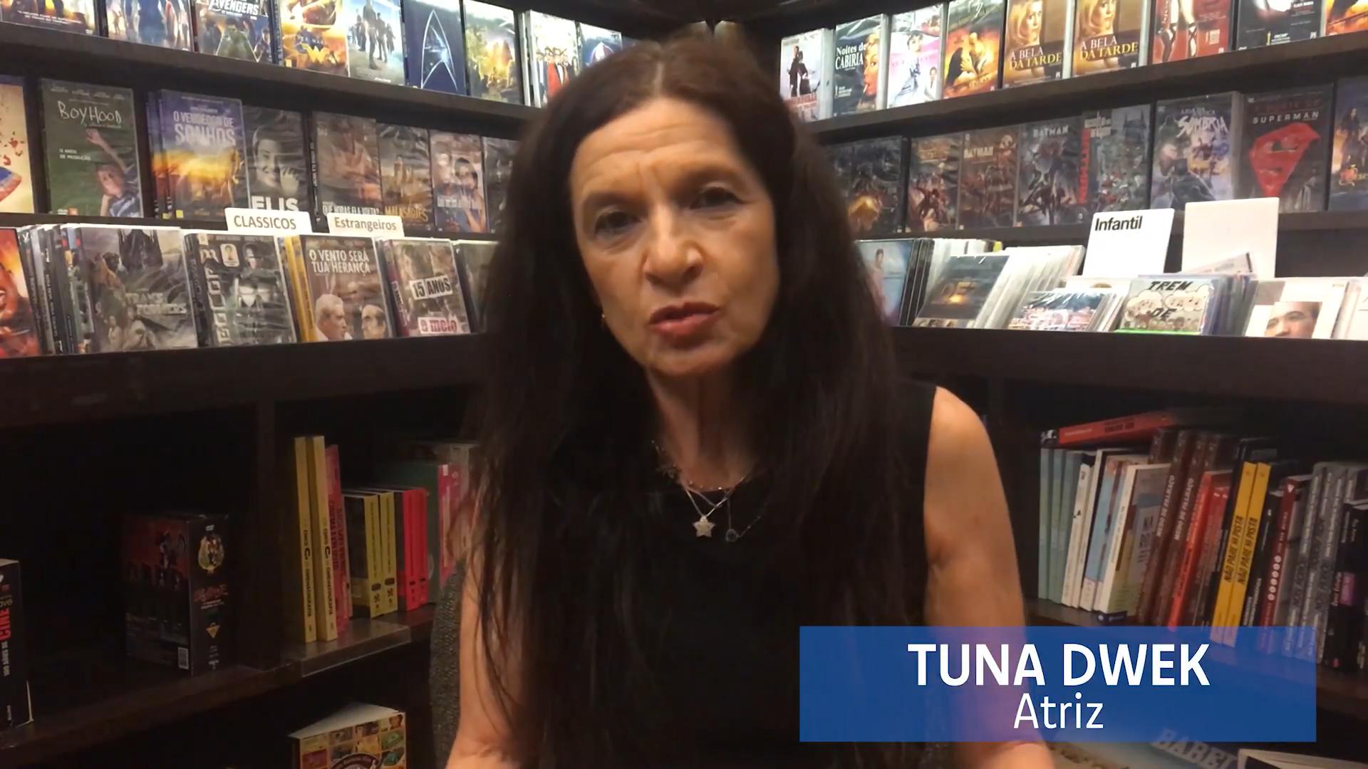 Tuna Dwek – Ser Atriz No Brasil