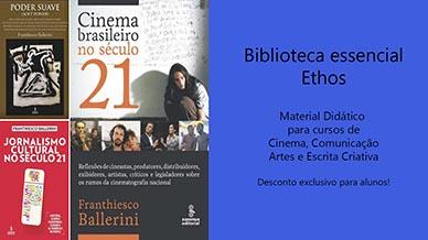ADQUIRA OS LIVROS DA 'BIBLIOTECA ESSENCIAL ETHOS' COM DESCONTO ESPECIAL DE ALUNO
